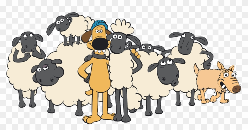 Animated sheep clipart picture free download Animation Clipart Sheep - Shaun The Sheep Art, HD Png Download ... picture free download