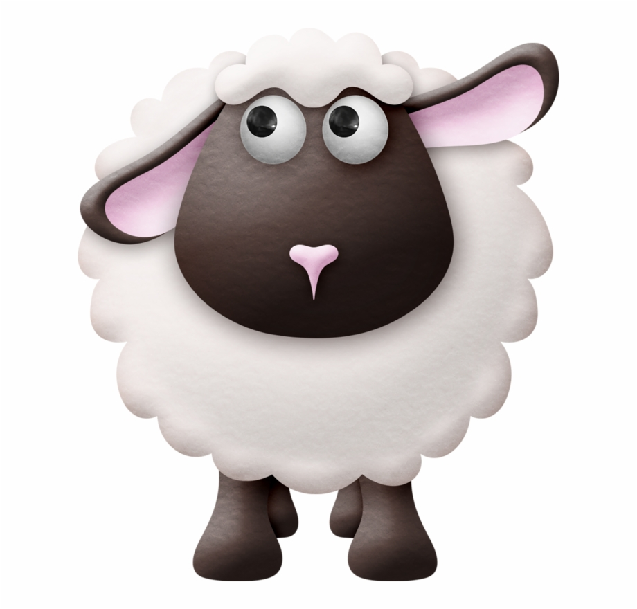 Animated sheep clipart jpg transparent library House Clipart Sheep - Shaun The Sheep Clipart Png, Transparent Png ... jpg transparent library
