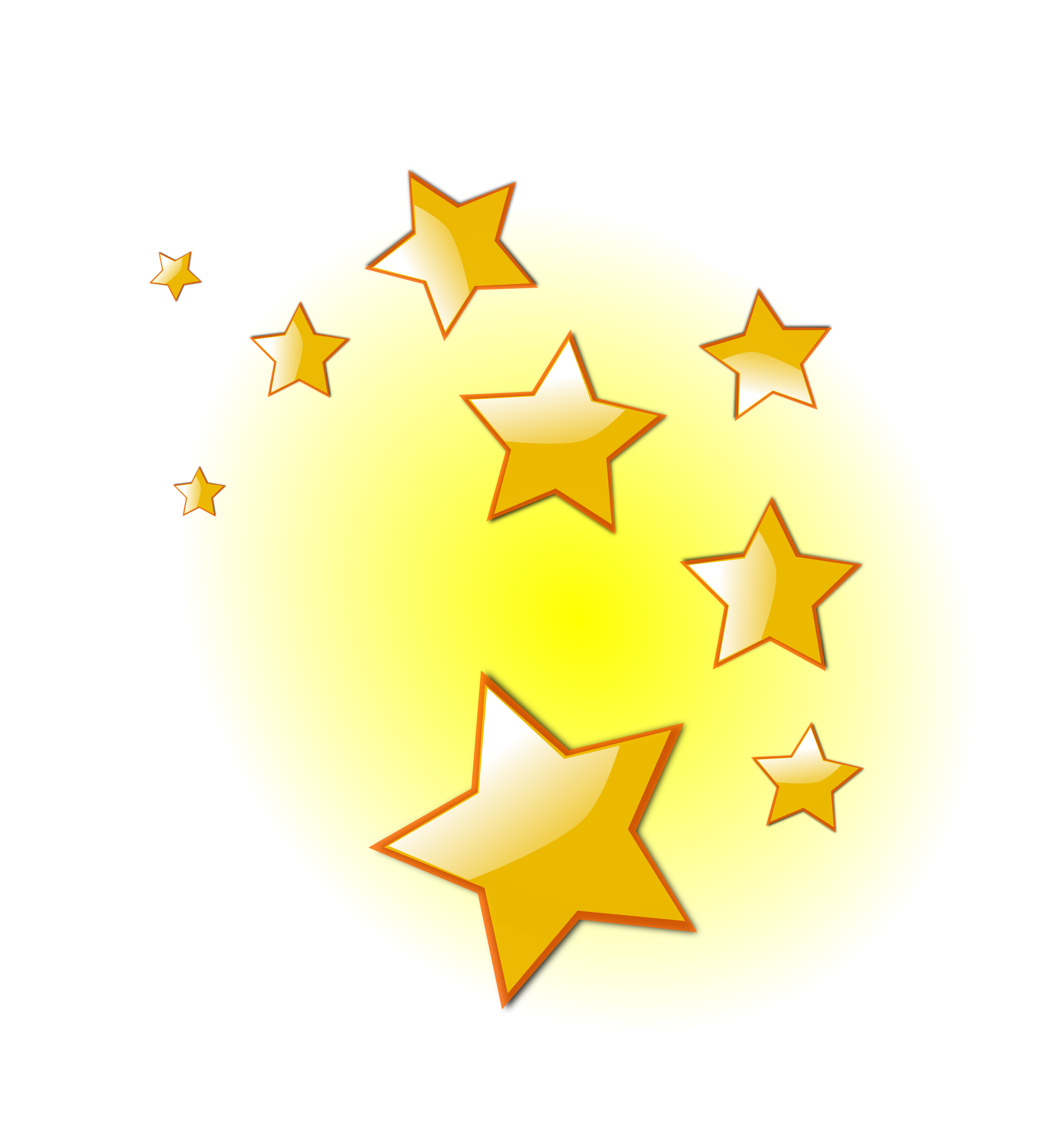 Animated shining star clipart png download Clipart - Christmas L5 png download