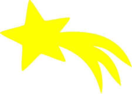 Animated shooting star clipart graphic transparent download Shooting star svg | Fun things to do! | Star svg, Shooting stars ... graphic transparent download