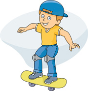 Animated skateboard clipart picture library download Search Results for skateboard - Clip Art - Pictures - Graphics ... picture library download