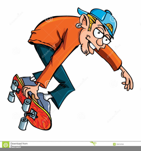 Animated skateboard clipart graphic library library Animated Skateboarding Clipart | Free Images at Clker.com - vector ... graphic library library