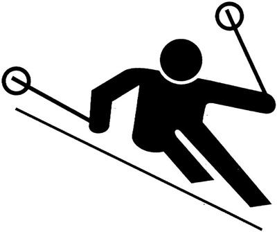 Animated skier clipart transparent stock Free Cartoon Skiers, Download Free Clip Art, Free Clip Art on ... transparent stock