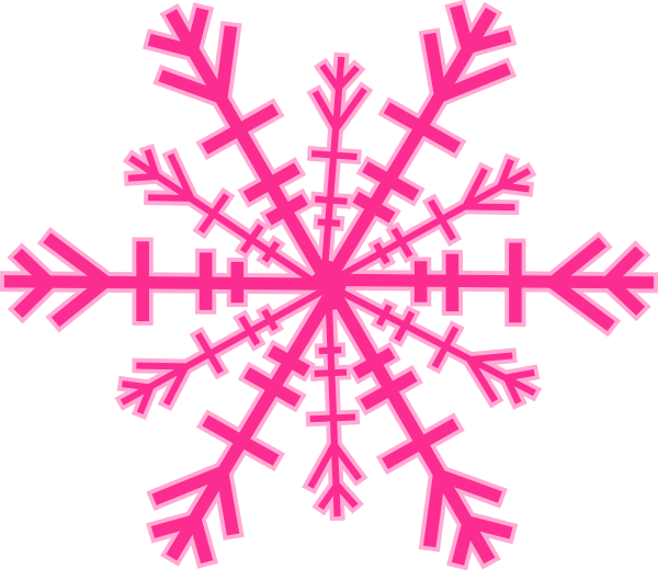 Pointed snowflake clipart transparent background picture black and white download Snowflake Clipart Free at GetDrawings.com | Free for personal use ... picture black and white download