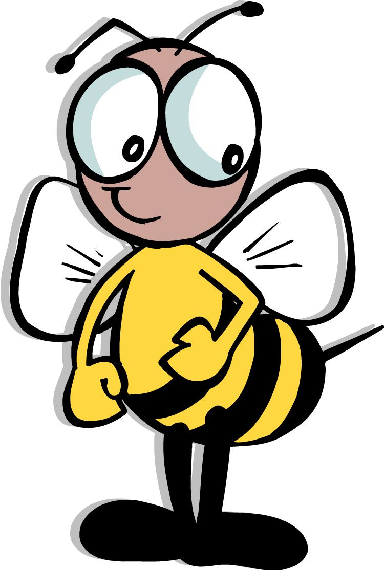 Animated spelling bee clipart svg transparent download Bee clipart 5 animated bee clip art clipartcow 2 - Cliparting.com ... svg transparent download