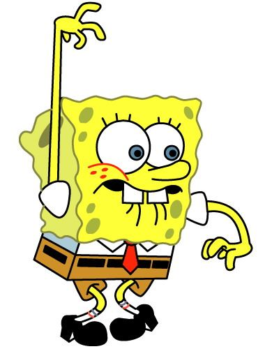 Animated spongebob clipart png royalty free library Spongebob clip art | SpongeBob | Spongebob, Spongebob squarepants, Bob png royalty free library