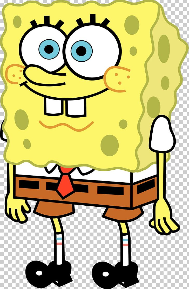 Animated spongebob clipart clip art black and white stock SpongeBob SquarePants Television Show Animated Series Character PNG ... clip art black and white stock