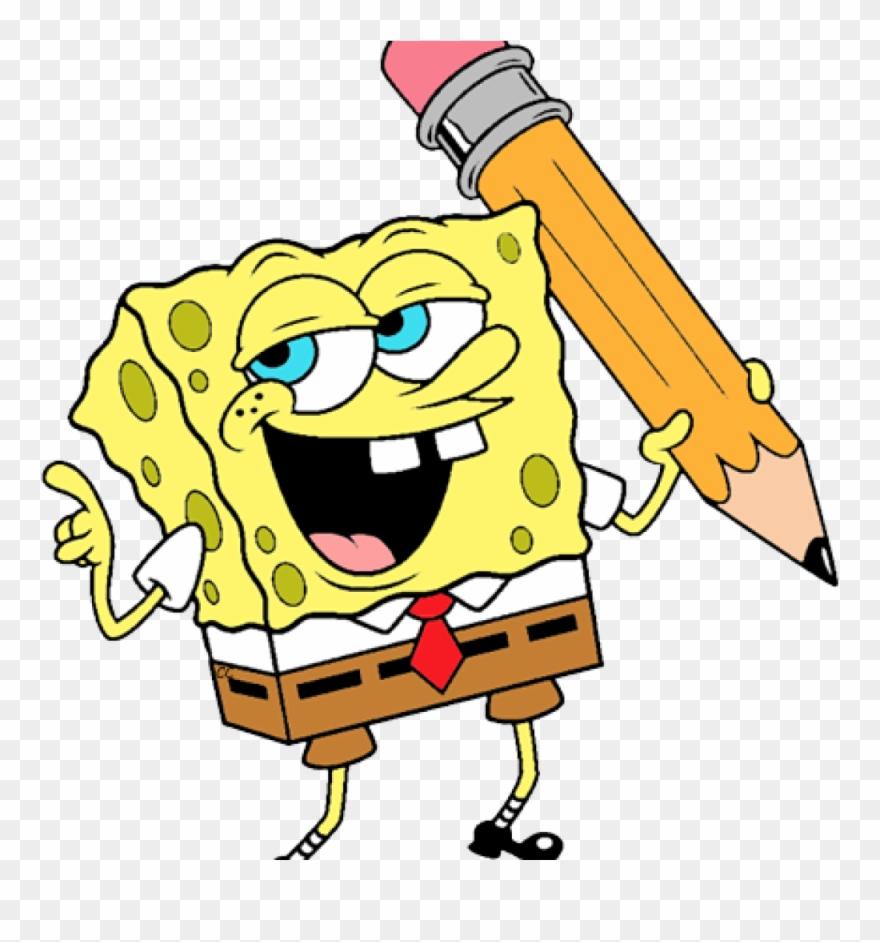 Animated spongebob clipart clip free Spongebob Clipart Squarepants Clip Art Cartoon - Spongebob ... clip free
