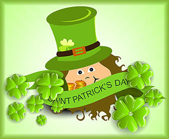 Animated st patrick-s day clipart vector download Free St. Patrick\'s Day Animations - Graphics - Clipart vector download