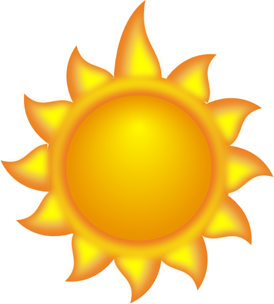 Animated sun clipart png black and white Animated Sun Pictures | Free download best Animated Sun Pictures on ... png black and white
