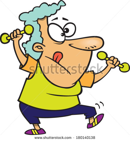 Animated super grandma clipart clipart royalty free Cartoon Granny Stock Images, Royalty-Free Images & Vectors ... clipart royalty free