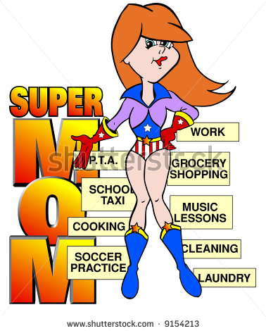 Animated super grandma clipart image freeuse stock 17 Best images about Supermom on Pinterest   Beats, Mothers and ... image freeuse stock