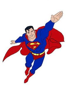 Return to zero kal. Animated superman clipart