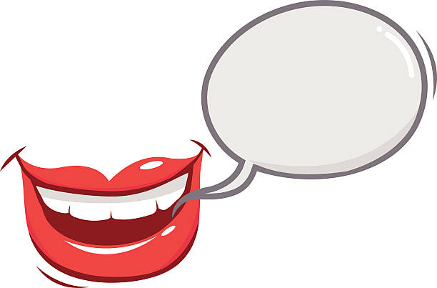 Animated talking mouth clipart png library Mouth Speaking Clipart | Free download best Mouth Speaking Clipart ... png library
