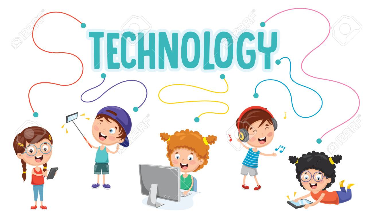 Animated technology clipart vector library Technology Animated Cliparts - Making-The-Web.com vector library