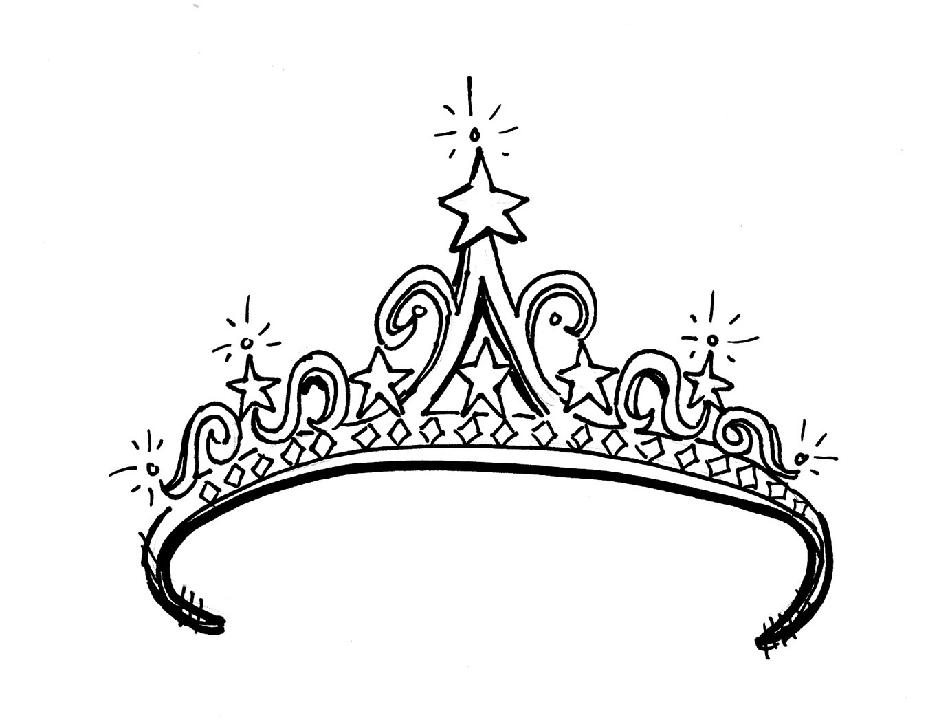 Animated tiara clipart clipart freeuse Best Tiara Clipart #2960 - Clipartion.com clipart freeuse
