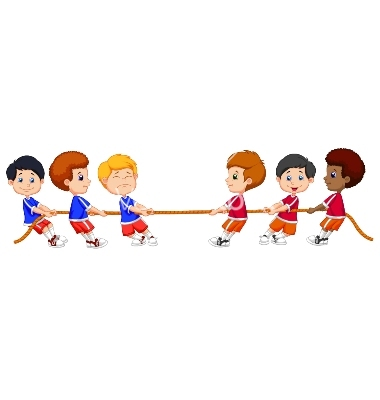 Animated tug of war clipart - WikiClipArt svg library download