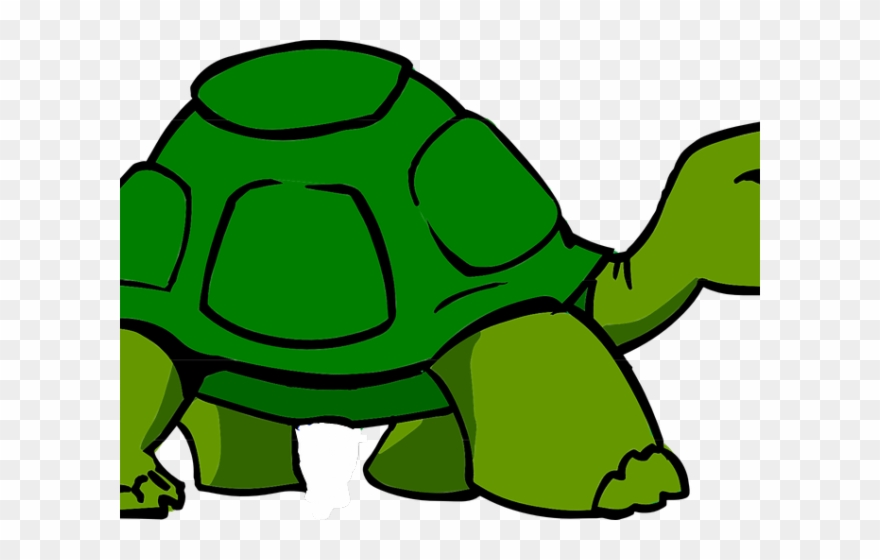 Animated turtle clipart black and white Slow Clipart Near - Turtle Animated - Png Download (#744445 ... black and white