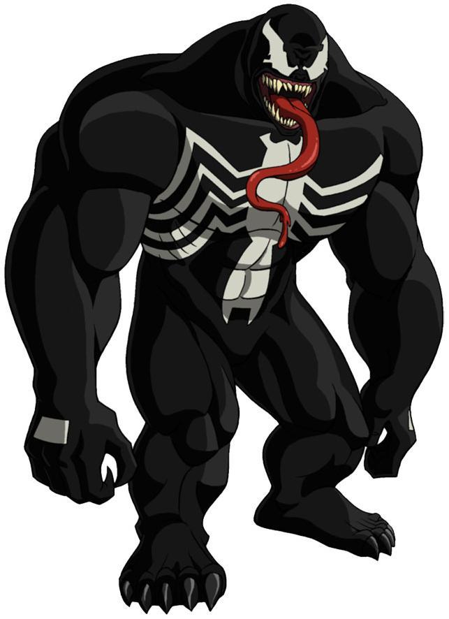 Animated venom clipart clipart freeuse stock Worst Animated Venom design ever! - Gen. Discussion - Comic Vine clipart freeuse stock