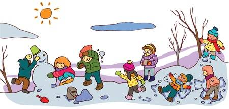 Animated winter clipart picture library stock Animated Winter Clipart - Making-The-Web.com picture library stock