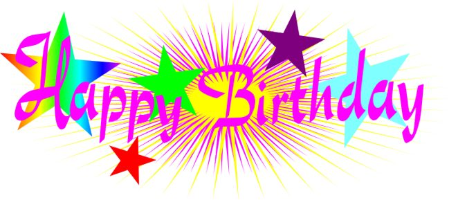 Animation clip art free download. Pictures happy birthday animated