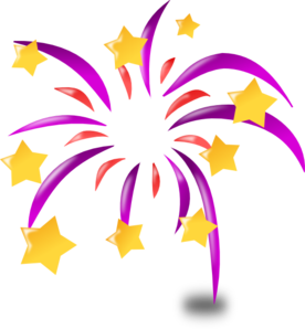 Animated images cartoon fireworks. Animation clip art free download