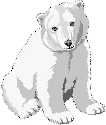 Bar greeting another bear clipart png freeuse stock Free Polar Bears Clipart. Free Clipart Images, Graphics, Animated ... png freeuse stock