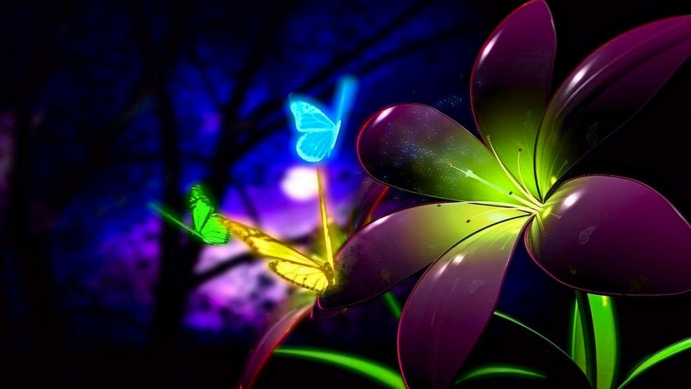 Free Animated HD Wallpapers 5 | Free Animated HD Wallpapers ... banner black and white