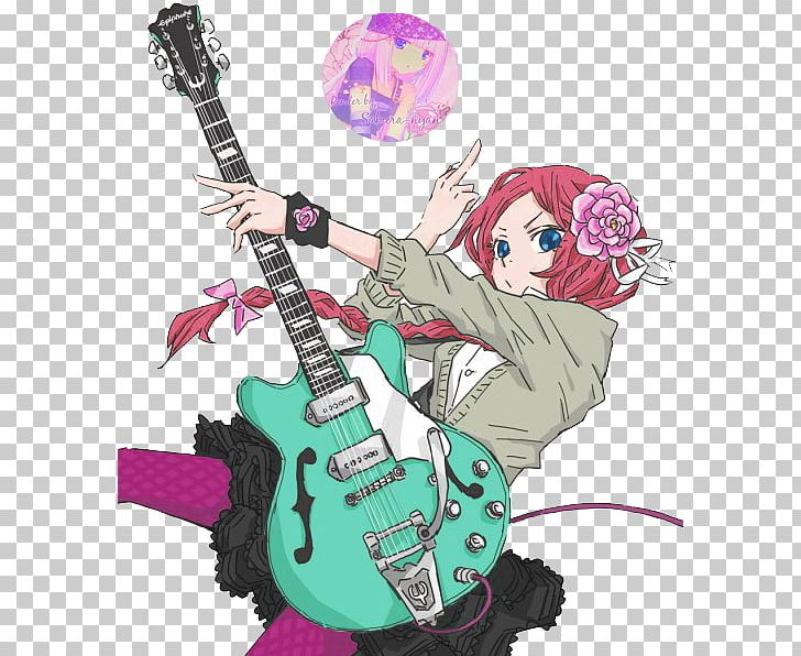 Anime acoustic guitar clipart vector transparent library Anime Drawing Guitar Manga PNG, Clipart, Acoustic Guitar, Anime, Art ... vector transparent library