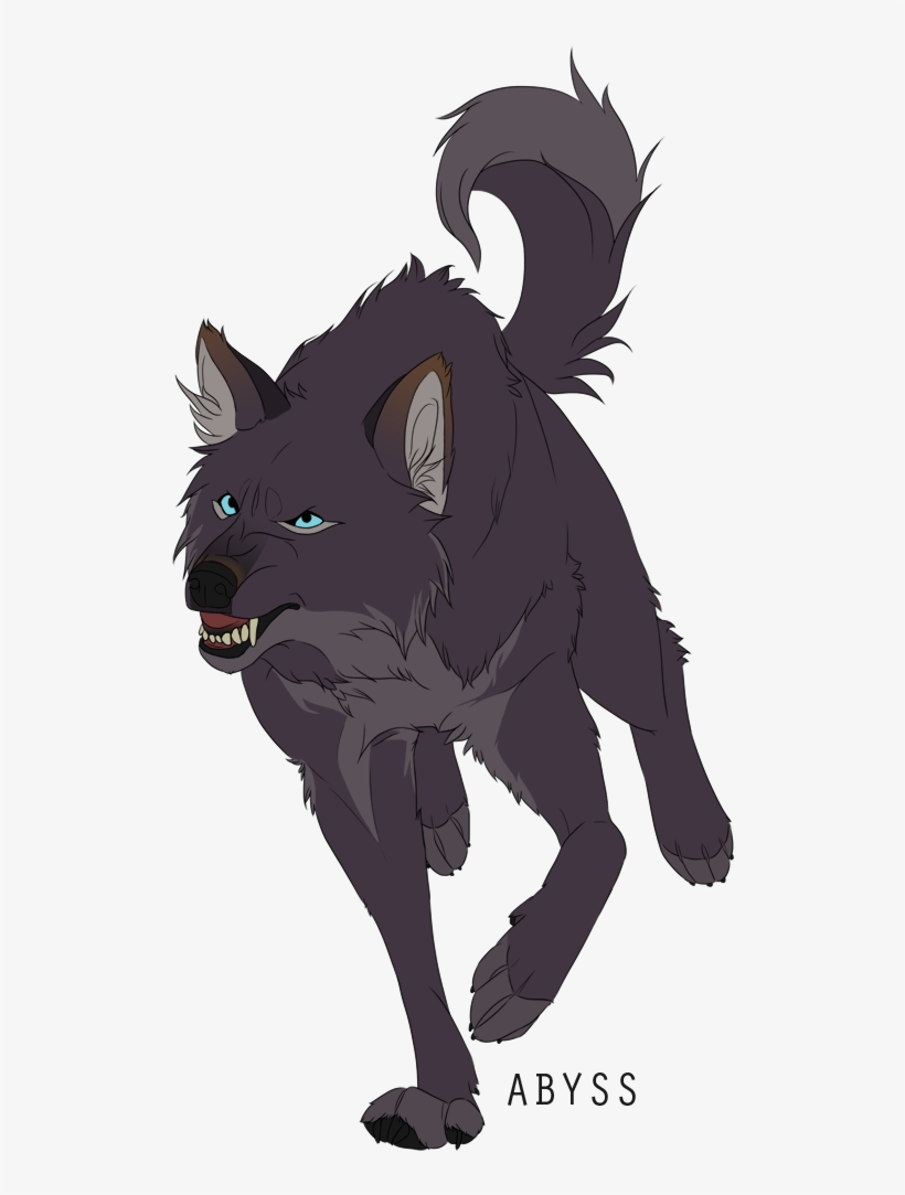 Anime alfa wolf clipart banner free download Wolves / Dark Gray, Blue-eyed Wolf / - Draw Wolf Anime Male ... banner free download