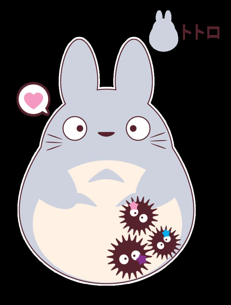 Anime car clipart clipart transparent stock My Neighbor Totoro Studio Ghibli Anime Car Window Decal Sticker 002 ... clipart transparent stock