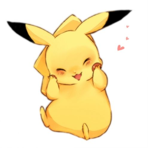 Anime clipart animals vector free stock Pikachu anime animals and art images on clipart - ClipartBarn vector free stock