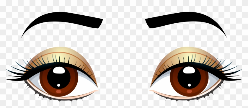 Anime eyes and mouth clipart jpg royalty free stock Cartoon Eyes And Mouth Free Download Best Cartoon Eyes - Brown Eyes ... jpg royalty free stock