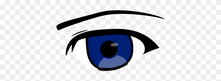 Anime eyes with symbols clipart clipart royalty free download Eye Png Male - Eyes Cartoon Male Png Clipart (#4982559) - PinClipart clipart royalty free download
