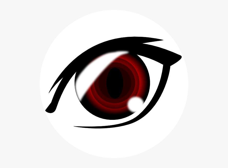 Anime eyes with symbols clipart jpg free download Anime Girl Eyes Png - Red Anime Eyes Png, Cliparts & Cartoons - Jing.fm jpg free download
