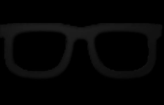 Anime glasses clipart png freeuse Nerd glasses clipart free images 3 – Gclipart.com png freeuse