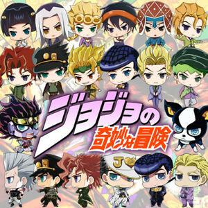 Anime jojo s bizarre jotaro clipart image Details about Acrylic Keychain Strap Anime JoJo\'s Bizarre Adventure Kujo  Jotaro Star Platinum image