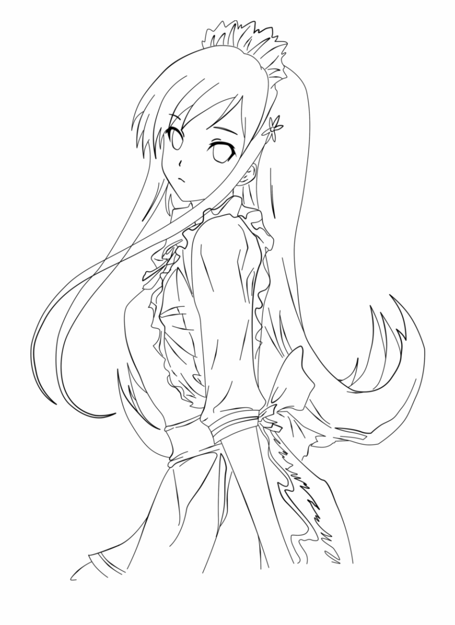 Anime lineart clipart clip royalty free library Png Girl Anime Coloring - Pokemon As Humans Line Art Free PNG Images ... clip royalty free library