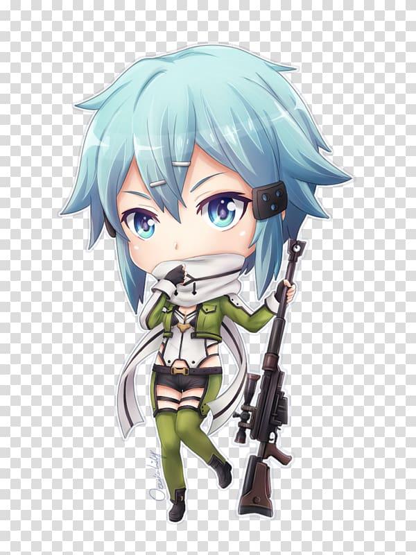 Anime sword clipart clipart download Sinon Kirito Asuna Anime Sword Art Online: Hollow Realization, asuna ... clipart download
