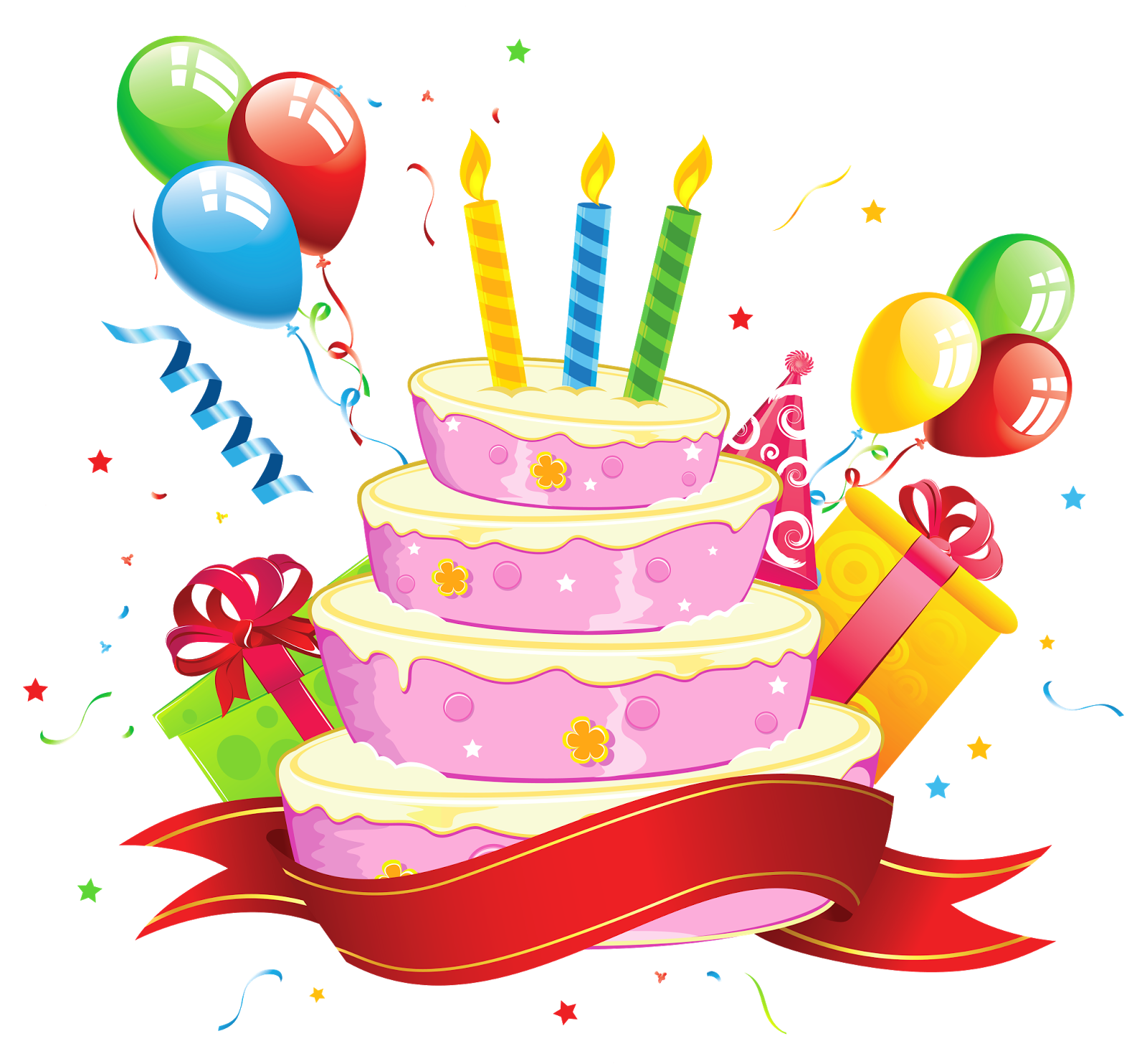 Aniversario clipart image library Bolo de aniversario png clipart images gallery for free download ... image library