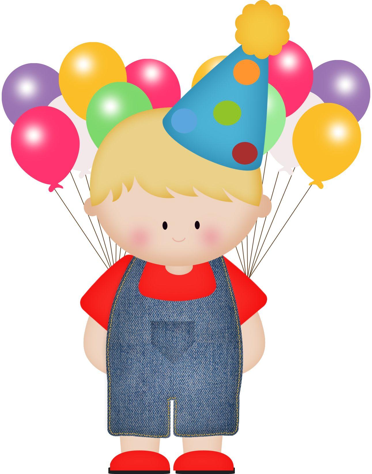 Aniversario clipart clip free stock CLIPART ANIVERSÁRIO   Birthday cheer   Birthday clipart, Birthday ... clip free stock