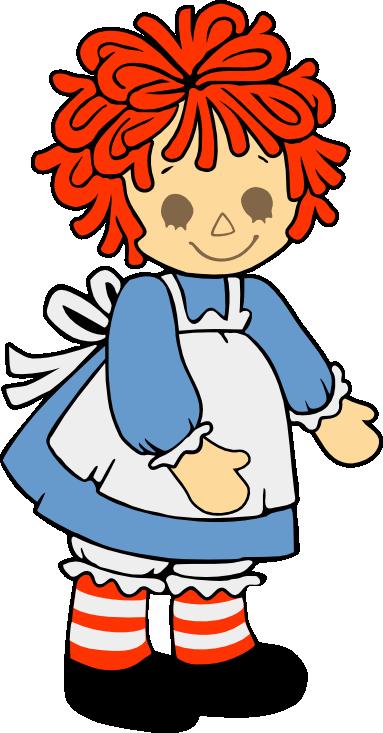 Ann clipart picture free Raggedy Ann Drawing | Free download best Raggedy Ann Drawing on ... picture free