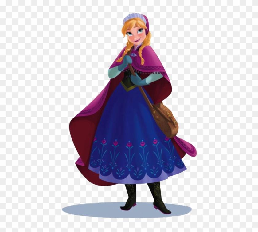 Clipart frozen disney svg black and white download Frozen Clipart Elsa Anna - Disney Frozen Anna Clip Art, HD Png ... svg black and white download