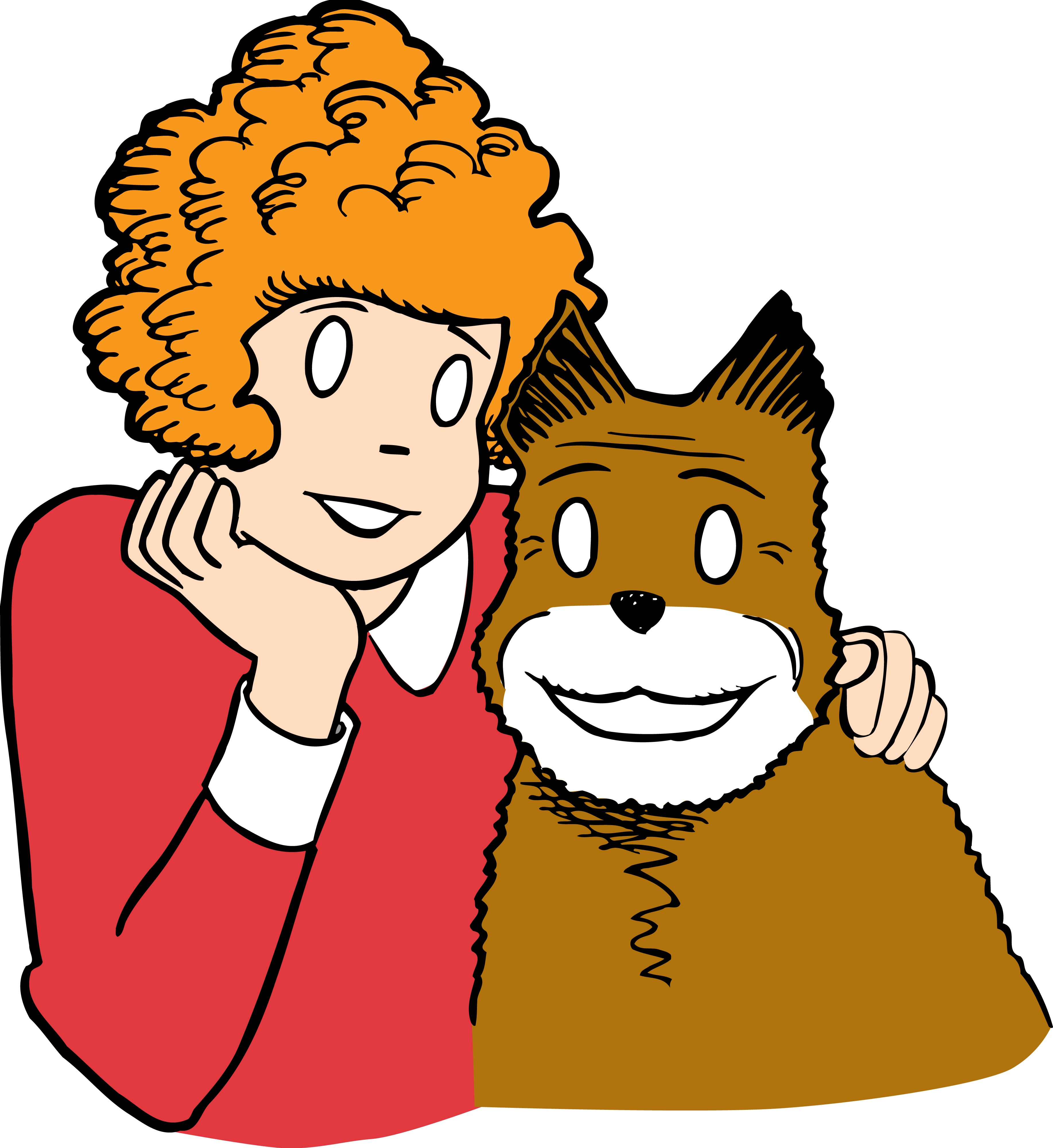 Annie and daddy warbucks clipart clip art freeuse stock Little Orphan Annie ... Farewell   The Spokesman-Review clip art freeuse stock