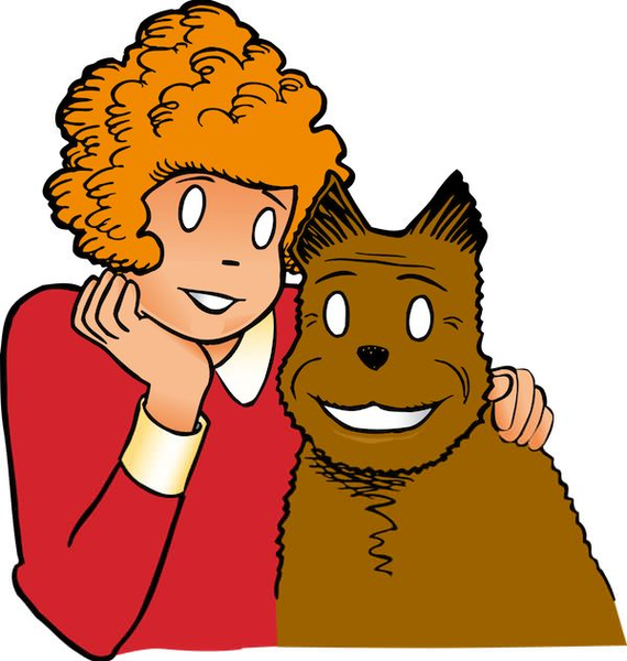 Annie jr clipart picture download Orphan Annie Clipart | Free Images at Clker.com - vector clip art ... picture download