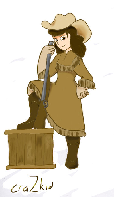 Annie oakly clipart clipart transparent library Annie oakley clipart 3 » Clipart Station clipart transparent library