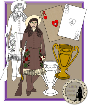 Annie oakly clipart clipart freeuse stock Annie Oakley Clipart clipart freeuse stock