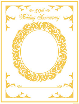 Anniversary clipart page border clip black and white stock Free Anniversary Borders Cliparts, Download Free Clip Art, Free Clip ... clip black and white stock