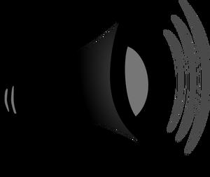 Announcements clipart black white banner transparent stock Free clipart megaphone announcement public domain vectors - Clipartix banner transparent stock