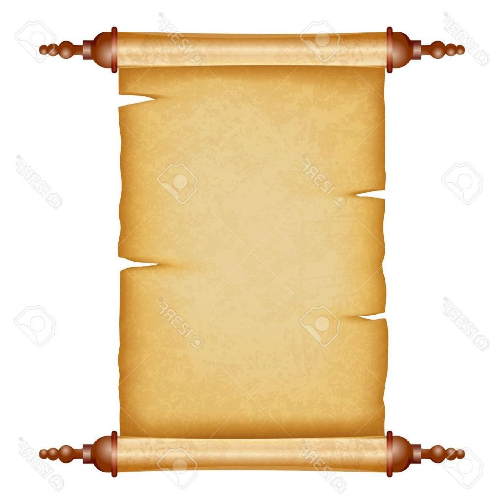 Baking parchment paper outline clipart jpg royalty free library Scroll Cliparts | Free download best Scroll Cliparts on ClipArtMag.com jpg royalty free library